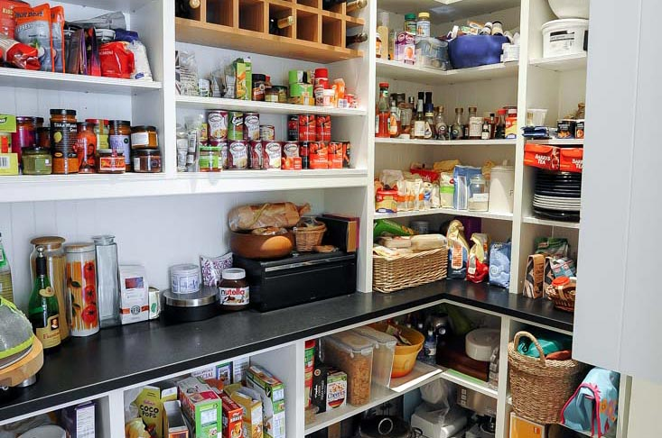 Pantries and Accessories